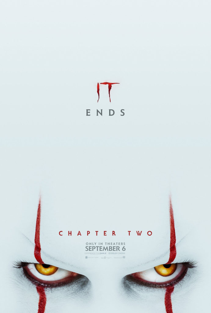 Poster for It: Chapter Two
