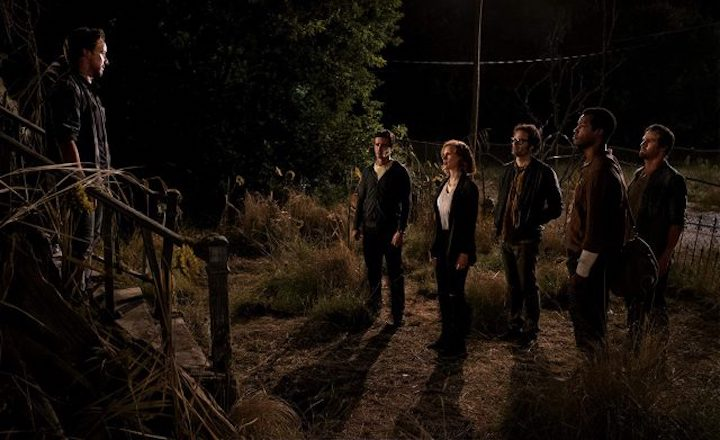 The Losers Club prepares to confront It