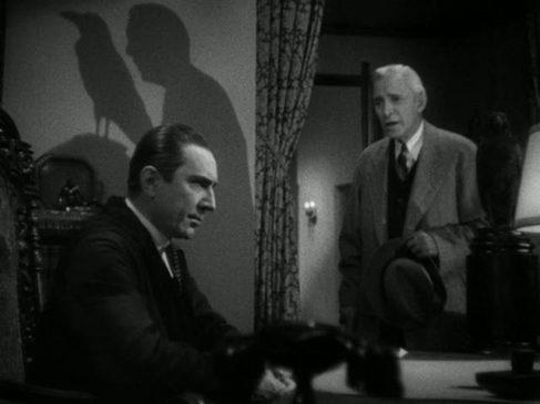 THE RAVEN - Bela Lugosi