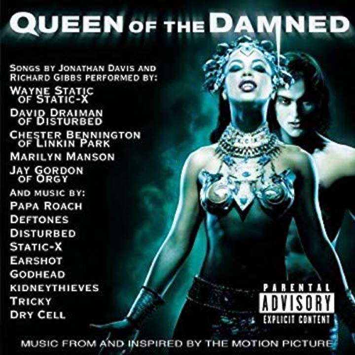 QUEEN OF THE DAMNED Soundtrack