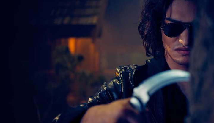 Zach Villa as wild card Richard Ramirez in American Horror Story: 1984 Episode 6