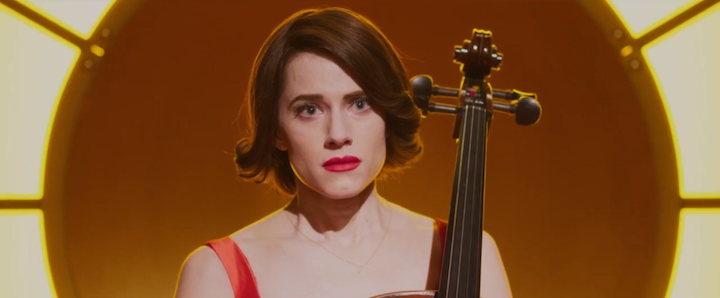 Allison Williams as Charlotte in THE PERFECTION (2018)