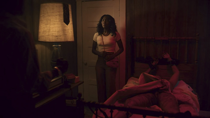 Angelica Ross in American Horror Story: 1984