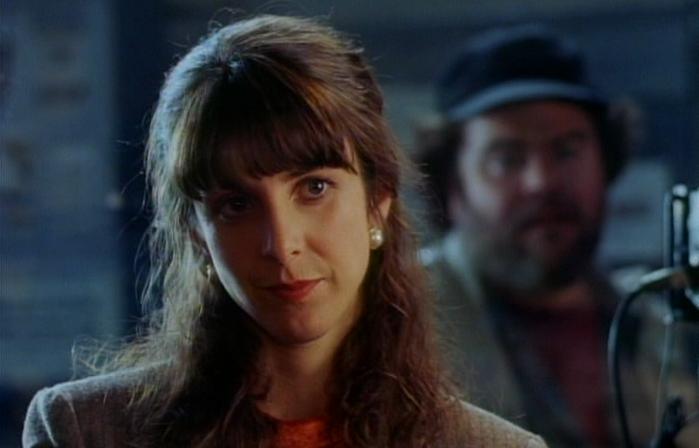 Martha Quinn in BAD CHANNELS (1992)
