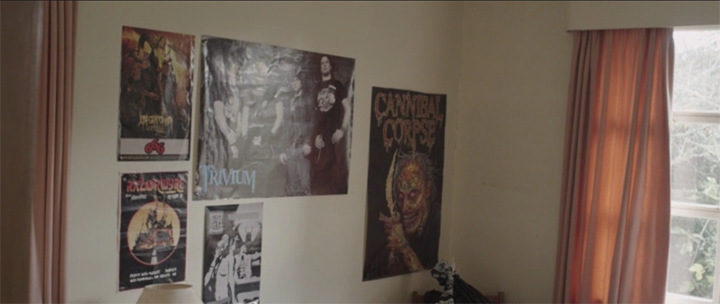 Brodie's righteous metal poster collection