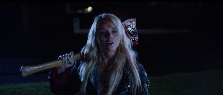 Kimberley Crossman as Medina in DEATHGASM (2015)