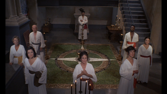 THE DEVIL RIDES OUT - Satanic Cult