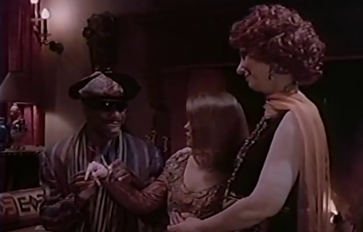 Jimmie Walker, Candace Cameron Bure, and Mink Stole in MONSTER MASH THE MOVIE