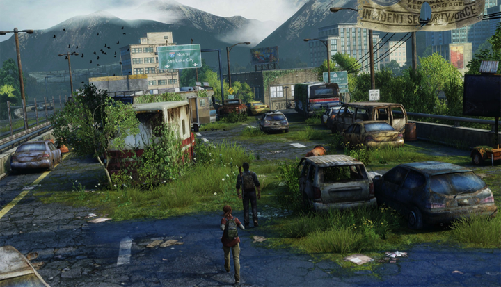 World-building in THE LAST OF US goes beyond the wasteland