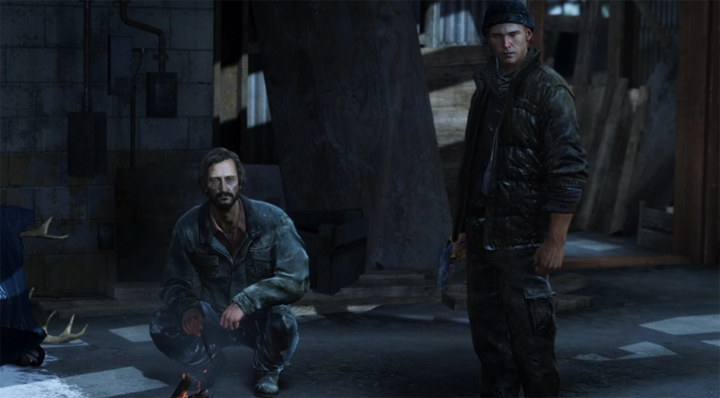 Scavengers prove to be their own form of deadly foe in THE LAST OF US