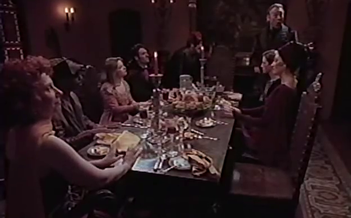 Mink Stole, Jimmie Walker, Candace Cameron Bure, Anthony Crivello, John Kassir, Bobby Pickett, Ian Bohen, and Sarah Douglas in MONSTER MASH THE MOVIE