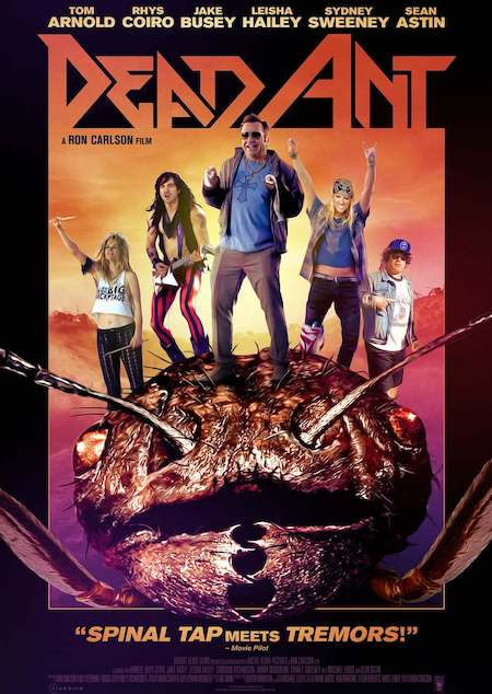 Movie poster for DEAD ANT (2017)