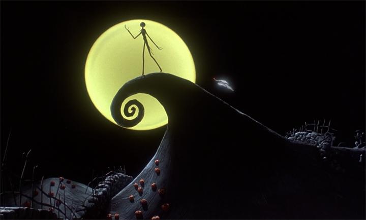 Jack Skellington wants more in THE NIGHTMARE BEFORE CHRISTMAS (1993)