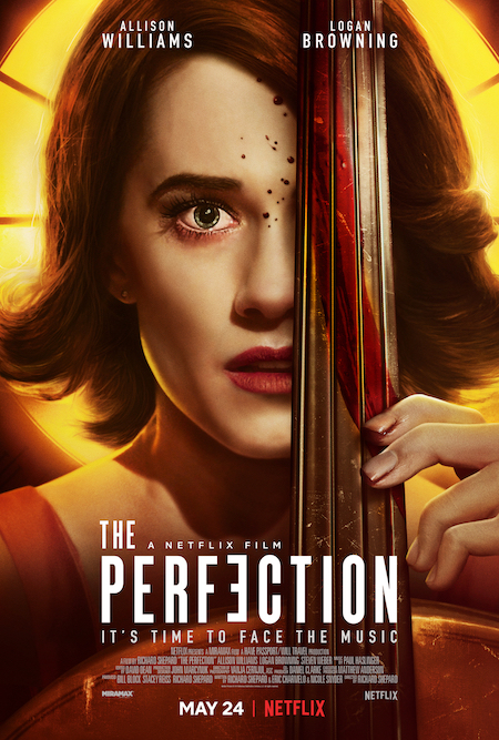 Poster for THE PERFECTION (2018)
