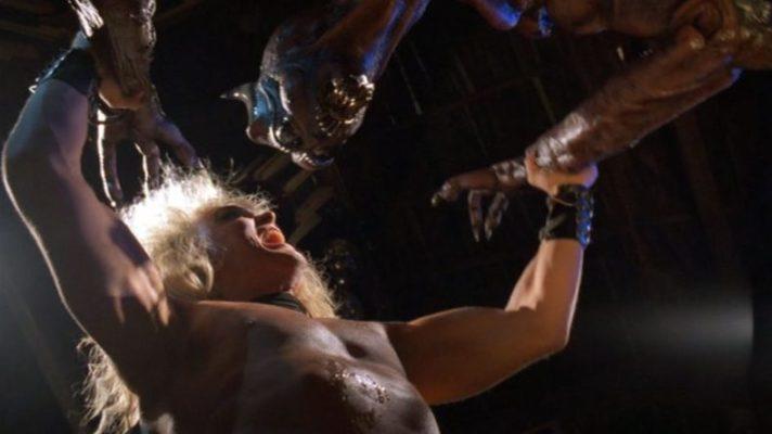 ROCK 'N' ROLL NIGHTMARE - Jon Mikl Thor, Satan