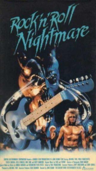 ROCK 'N' ROLL NIGHTMARE Poster