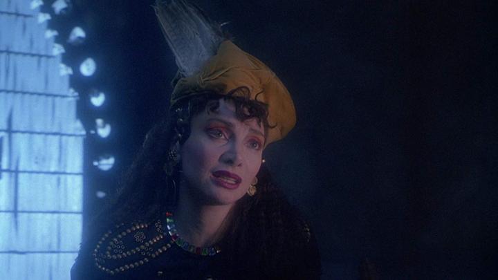 Toni Basil as Sammy Mitchell in SLAUGHTERHOUSE ROCK (1988)