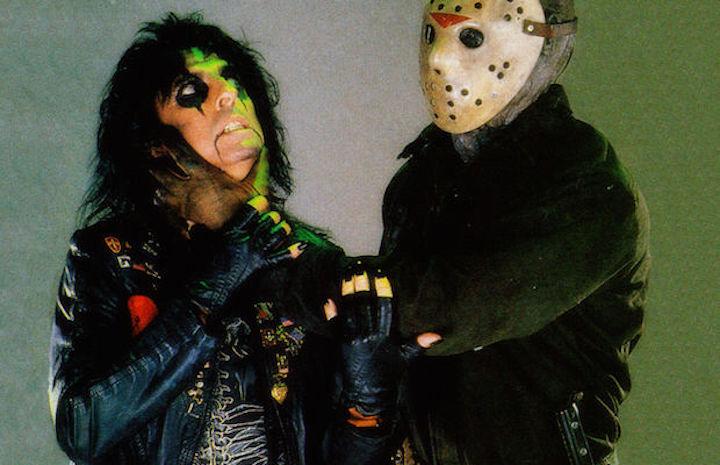 Slaylist Alice Cooper and Jason