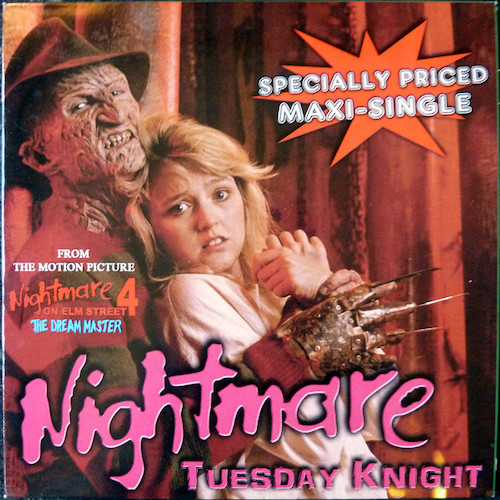Nightmare by Tuesday Knight gets this Slaylist bumping