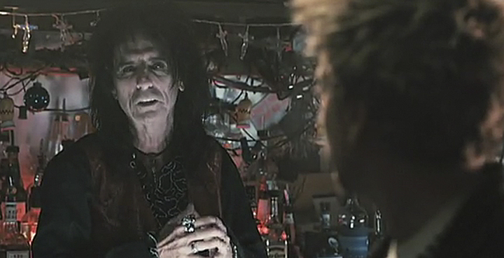 Alice Cooper in SUCK (2009)