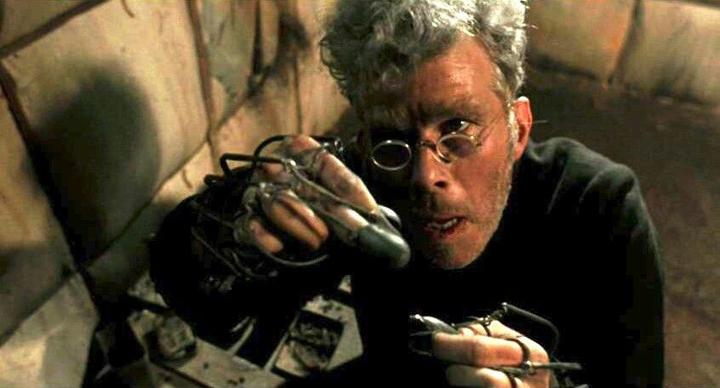 Musician Tom Waits as Renfield in BRAM STOKER'S DRACULA (1992)