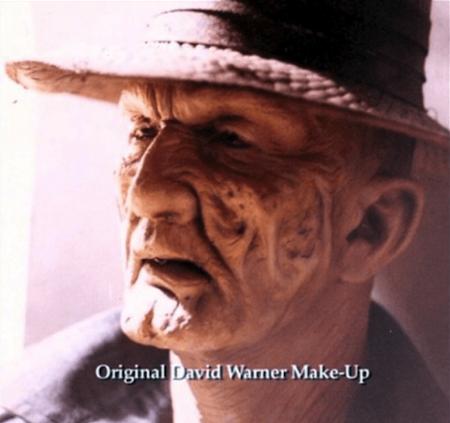 A Nightmare On Elm Street 1984 David Warner make-up test