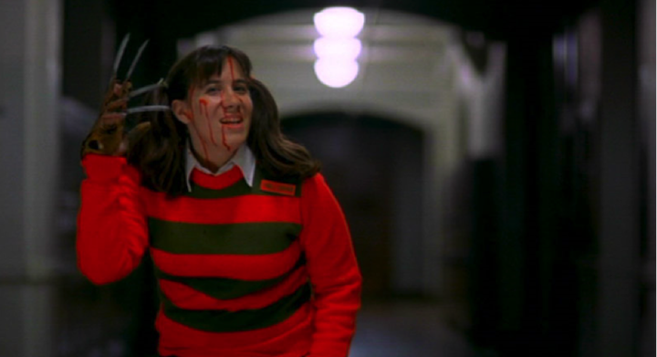 A Nightmare On Elm Street 1984 Hall Monitor From Hell