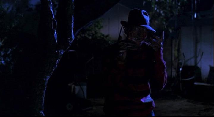 A Nightmare On Elm Street Robert Englund finger slicin good