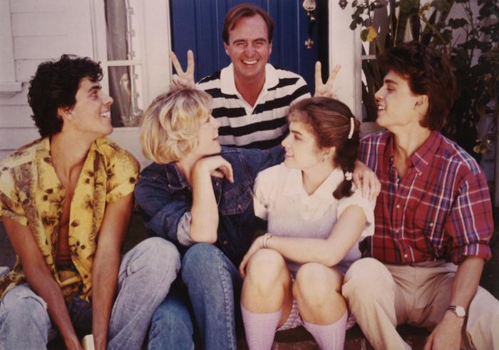 A Nightmare on Elm Street 1984 Jsu Garcia Amanda Wyss Wes Craven Heather Langenkamp Johnny Depp