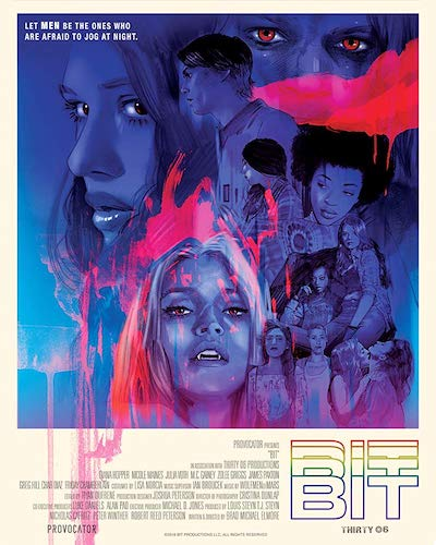Poster for Brad Michael Elmore's BIT (2019)