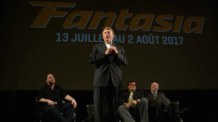 Larry Cohen at Fantasia