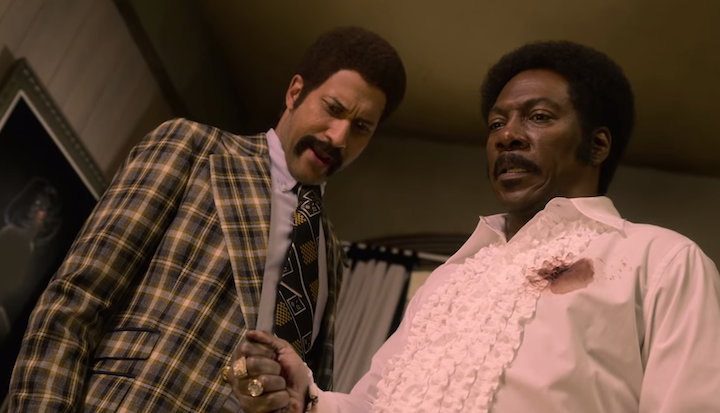 DOLEMITE IS MY NAME 2019 Keegan-Michael Key and Eddie Murphy
