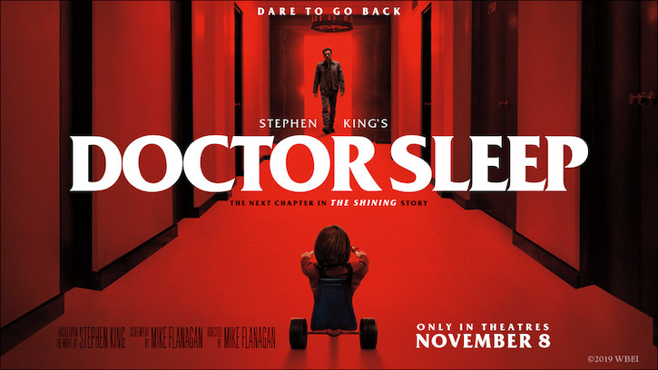 [In Theaters Now] DOCTOR SLEEP Builds a Vast World in the Shadow of THE SHINING