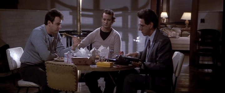[THE BIG QUESTION] WHAT'S YOUR FAVORITE DINNER SCENE IN A MOVIE?