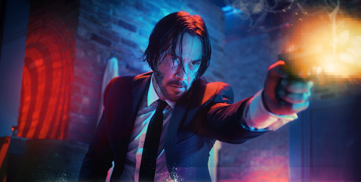 Giving Thanks…For The Boogeyman: John Wick.