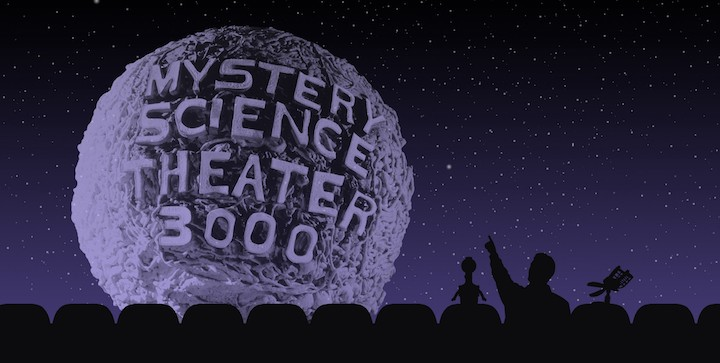 Giving Thanks…For the Laughs and Loves of Mystery Science Theater 3000