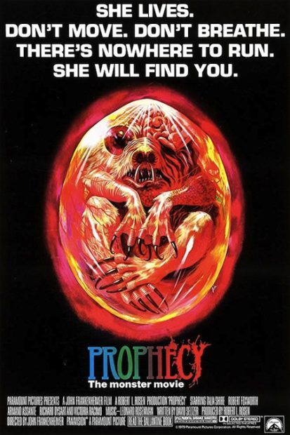 PROPHECY - Poster