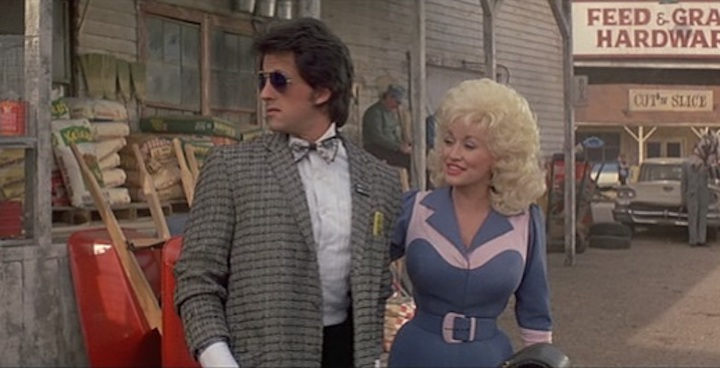 Rhinestone 1984 Sylvester Stallone Dolly Parton