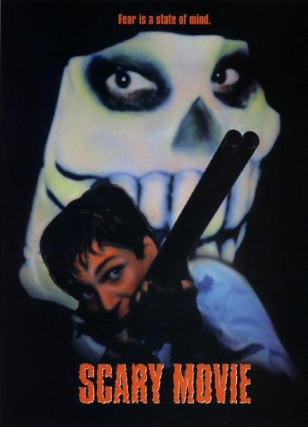 SCARY MOVIE - Poster