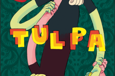 [GRINDHOUSE COMICS COLUMN] 'TULPA' BY GRACE KROLL