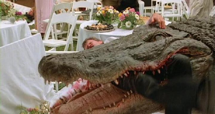 ALLIGATOR (1980) wedding