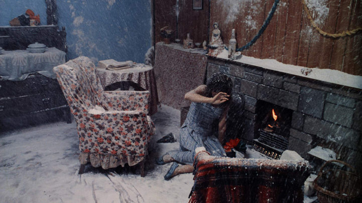 BLOODY NEW YEAR (1987) unusual weather we're havin