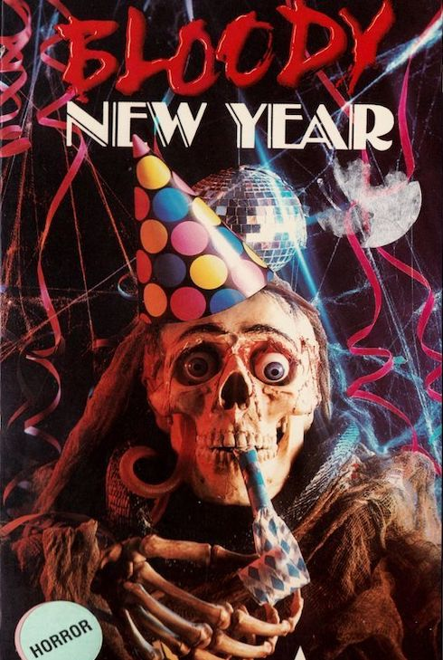 Bloody New Year VHS cover