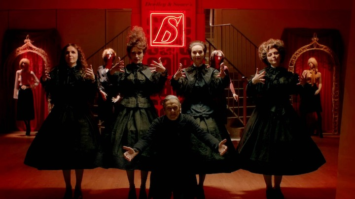 [Now Playing] IN FABRIC is Bizarre, Grotesque, Absurd…and Perfect