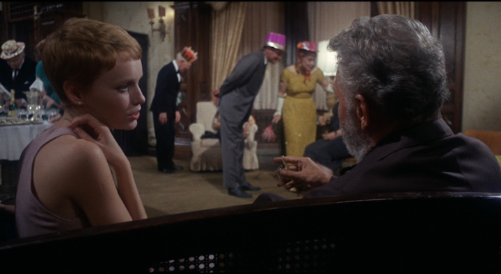 ROSEMARY'S BABY (1968) New Year's Eve party