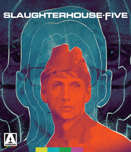 SLAUGHTERHOUSE FIVE 1972 blu ray cover Arrow Video