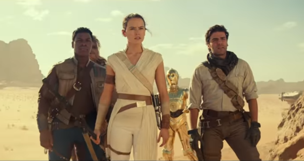 RISE OF SKYWALKER Is A Sloppy & Exciting Conclusion To A Sloppy & Exciting Series