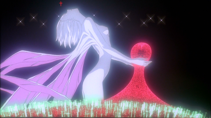 THE END OF EVANGELION (1997) apocalyptic apotheosis