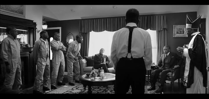 André De Shields re-enacts GHOSTBUSTERS (1984) in 2015