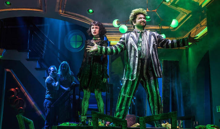 [Broadway Review] Beetlejuice: The Musical, The Musical, The Musical